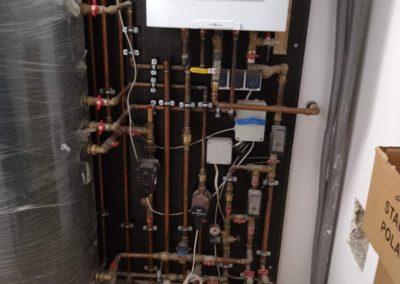 Montaże - Vaillant ecoTEC Pure - Pełna automatyka z kominkiem