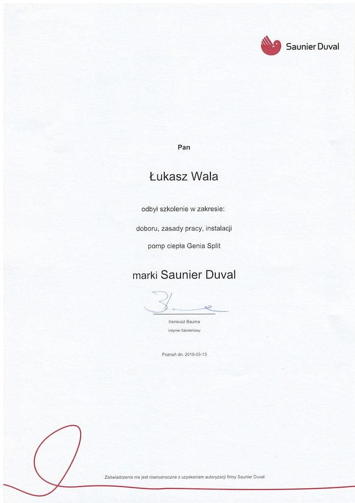 Serwis Saunier Duval Genia