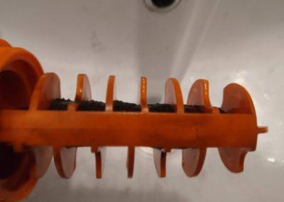 Czyszczenie instalacji - Ferdom - Tlenek żelaza w instalacji CO